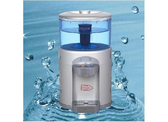 Mini water purifier dispenser